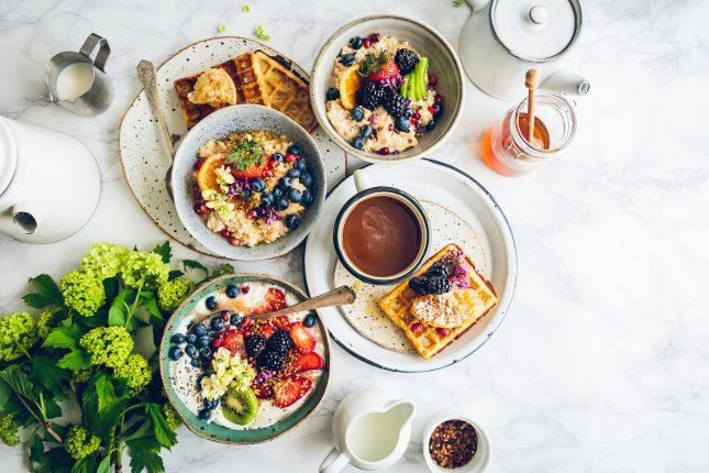 desayuno valladolid