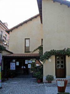 Entrada Csa Museo de José Zorrilla Valladolid
