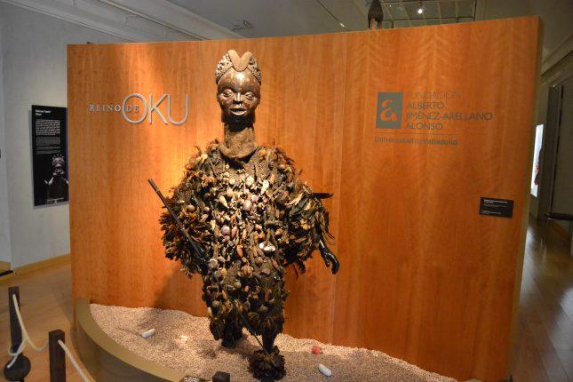 Reino de Oku Museo Arte Africano Valladolid