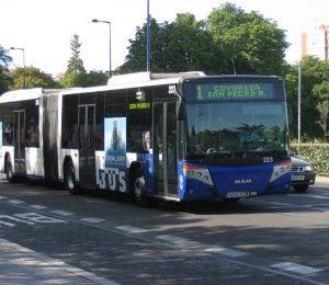 autobuses gratuitos valladolid