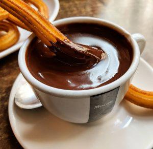 chocolaterías de Valladolid