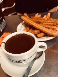 chocolaterías en Valladolid