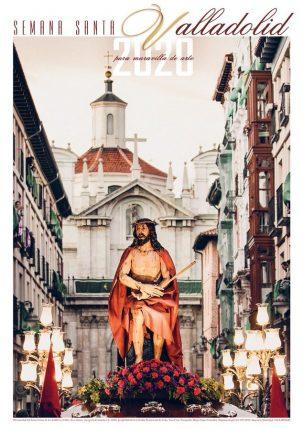 cartel semana santa valladolid 2020