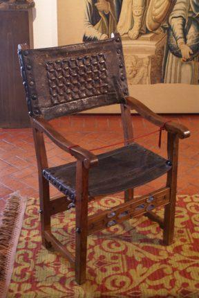 sillón del diablo