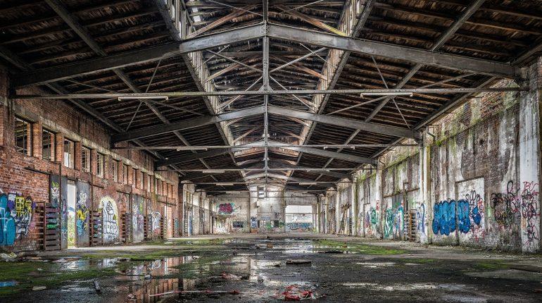 edificios abandonados valladolid