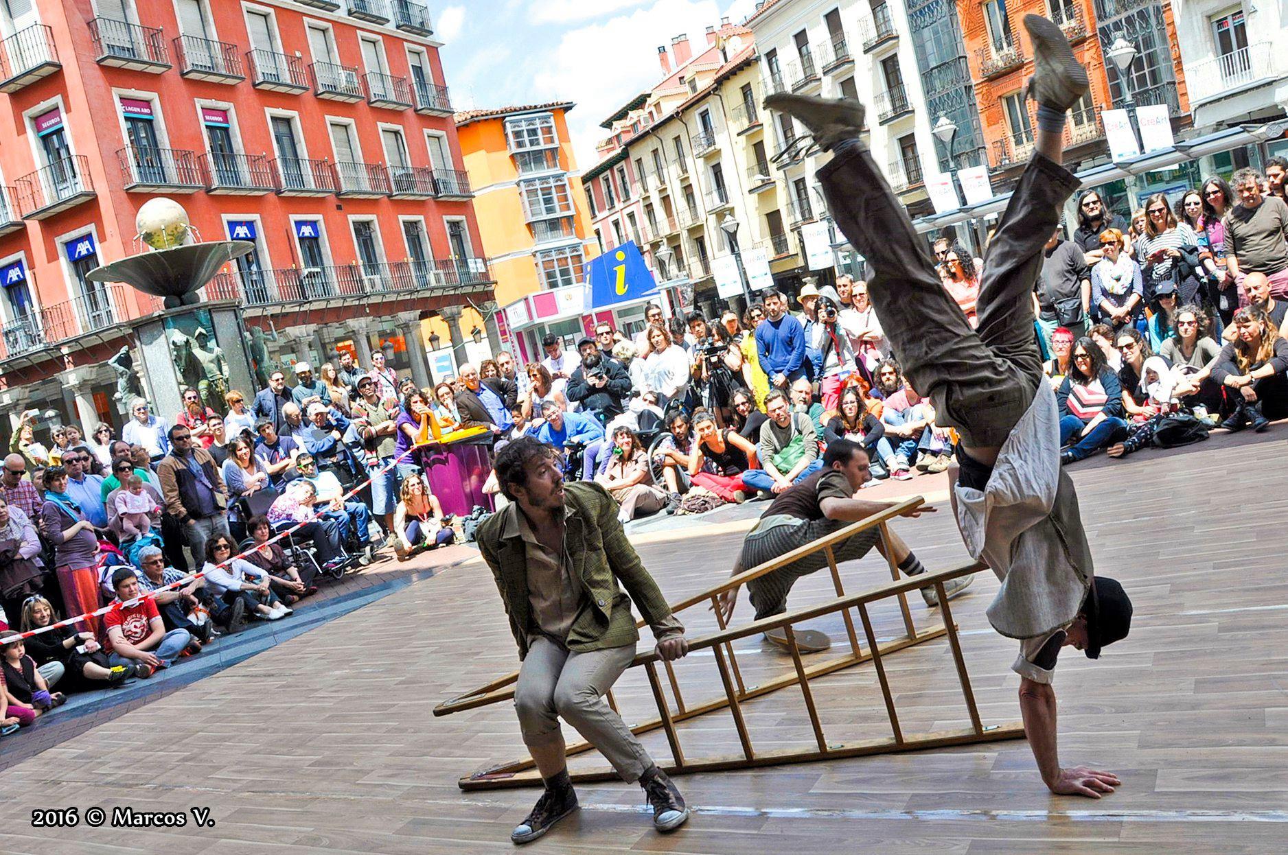 Teatro de calle TAC Valladolid