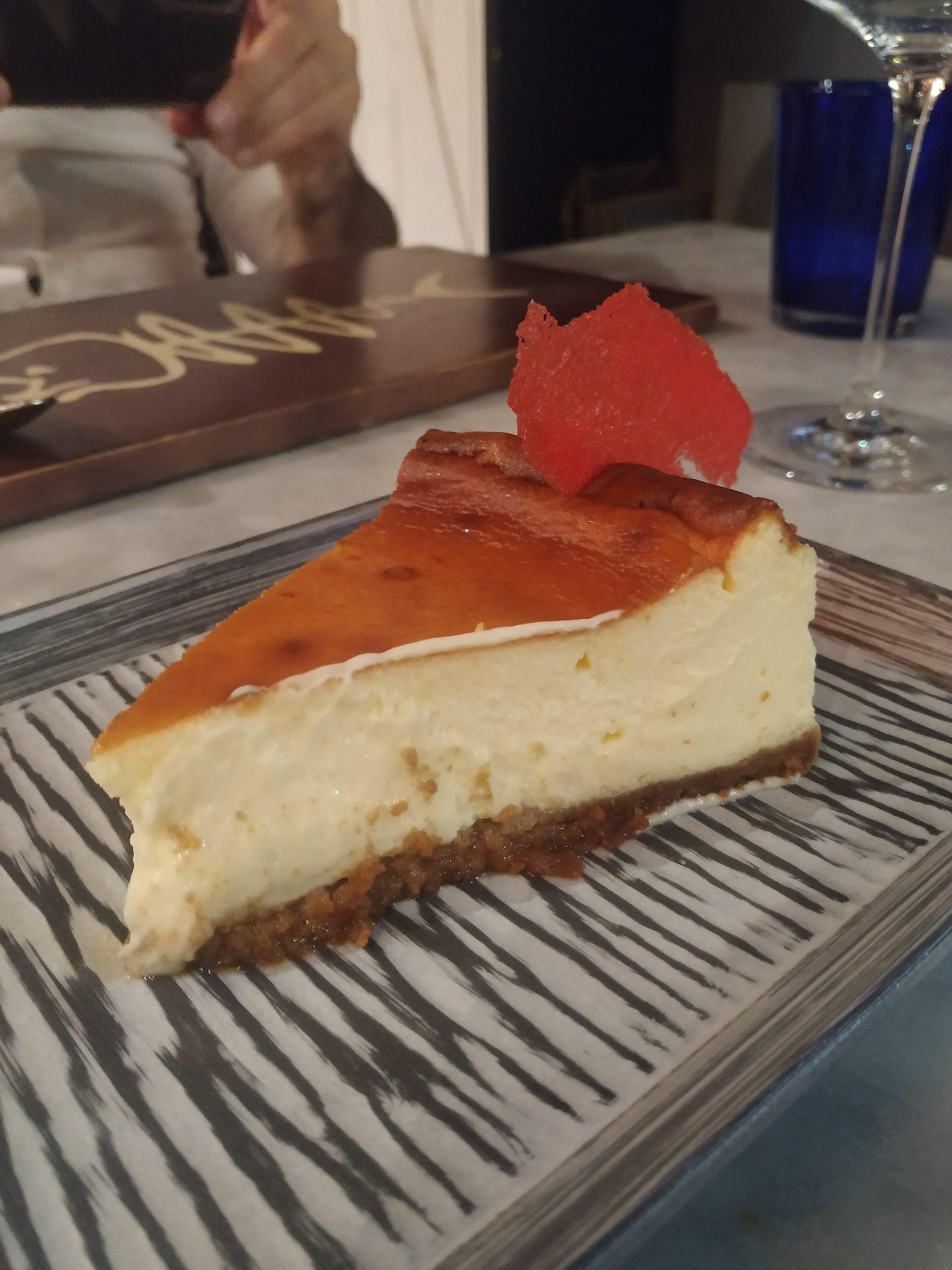 tarta de queso valladolid